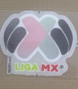 Liga MX Iron-on Patch