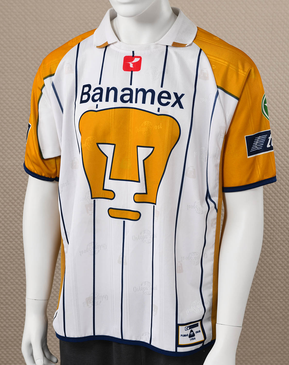 sports shoes e868a 649bb UNAM Pumas Soccer Jersey