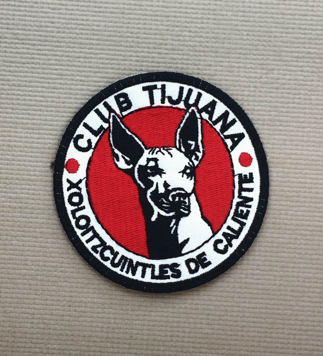 Club Tijuana Xolos Patch