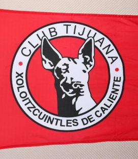 Tijuana Xolos Flag