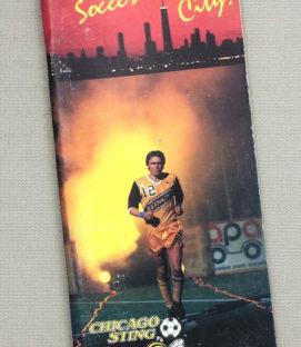 Chicago Sting 1985-86