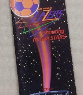 Los Angeles Lazers 1986-87