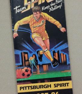 Pittsburgh Spirit 1985-86