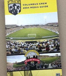 Columbus Crew 2004 Media Guide