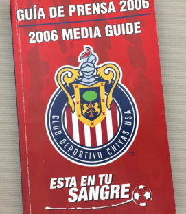 Chivas USA 2006 Media Guide