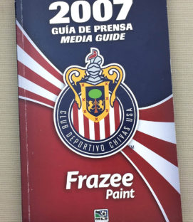Chivas USA 2007 Media Guide