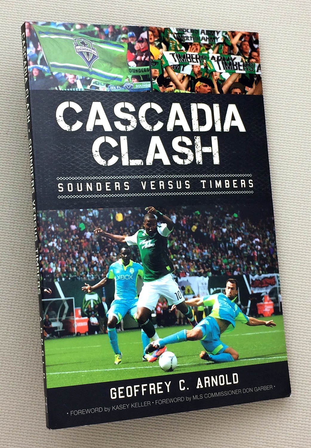 Cascadia Clash: Sounders versus Timbers
