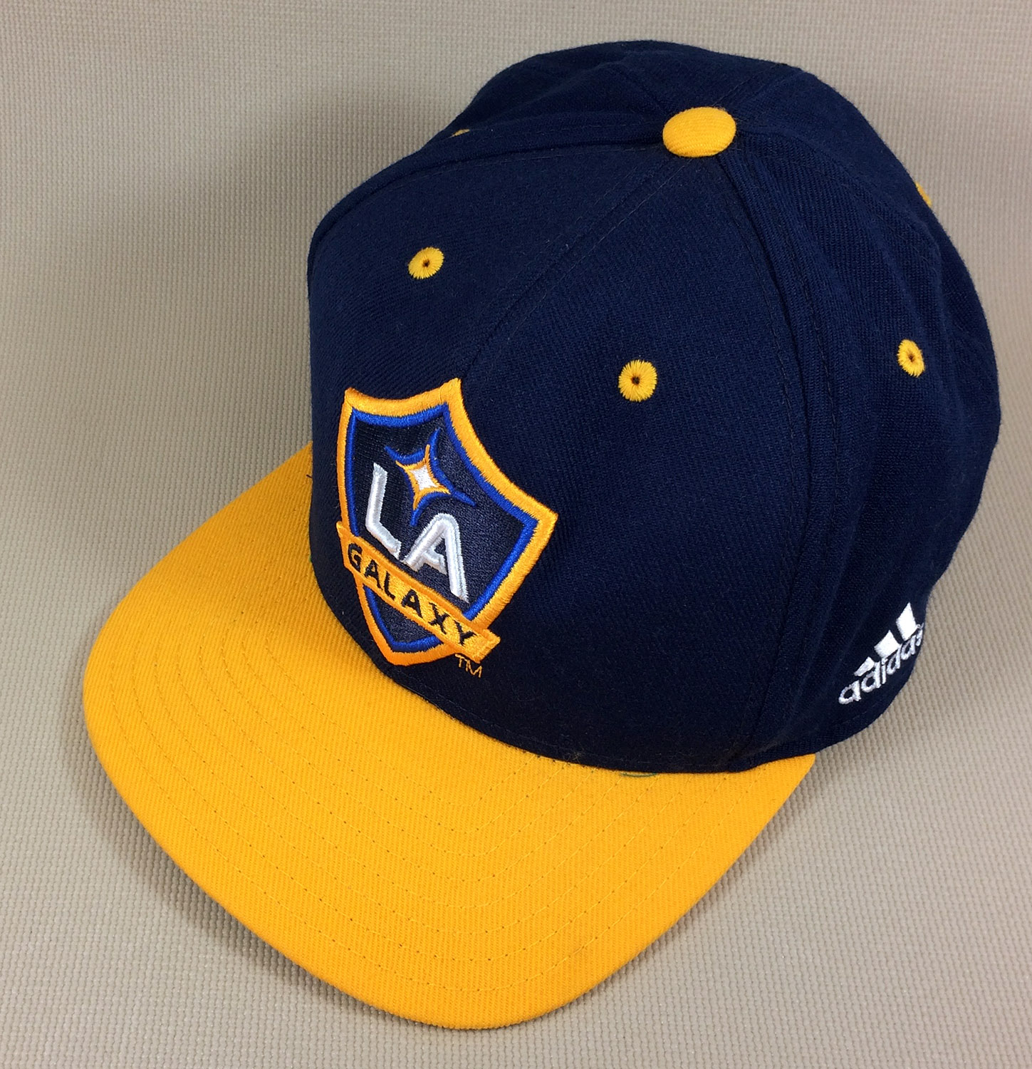 Los Angeles Galaxy Adidas Cap