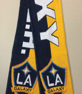 Los Angeles Galaxy Logo Scarf