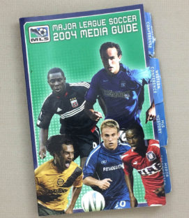 2004 MLS Media Guide