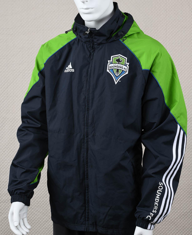 Sounders 1st Season Adidas Jacket
