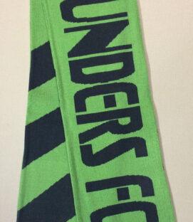 Seattle Sounders Green Scarf