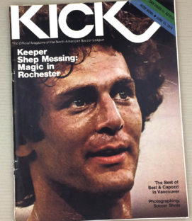 Kick Magazine 1979 Aztecs Sockers