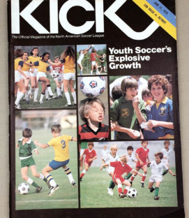 Kick Magazine 1979 Sockers Express
