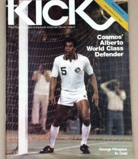 Kick Magazine 1979 Sockers Sting Playoffs