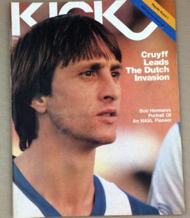 Kick Magazine 1979 Sockers Surf Playoffs