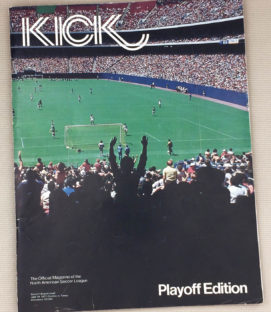 Kick Magazine 1977 Playoff Edition