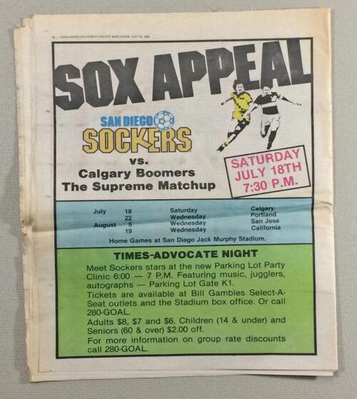 Sox Appeal