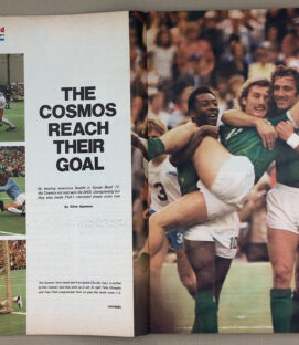 Sports Illustrated Cosmos Soccer Bowl '77