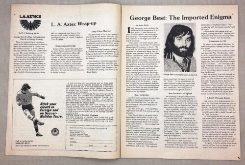 LA Aztecs George Best