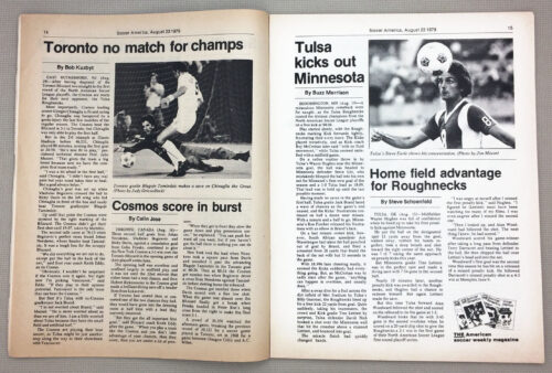 Tulsa Roughnecks 1979