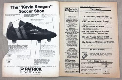 Soccer America 1979