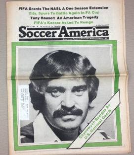 Soccer America May, 14, 1981 Issue