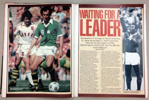 Franz Beckenbauer, Pele