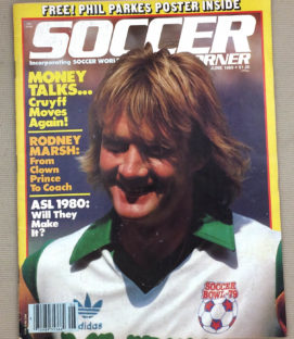 Soccer Corner Magazine June 1980