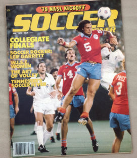 Soccer Corner Magazine May 1979