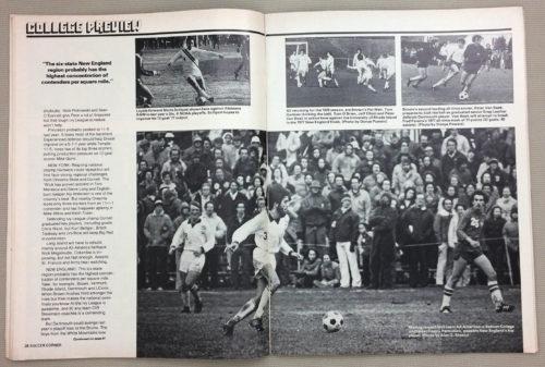 1978 Soccer Corner College Preview