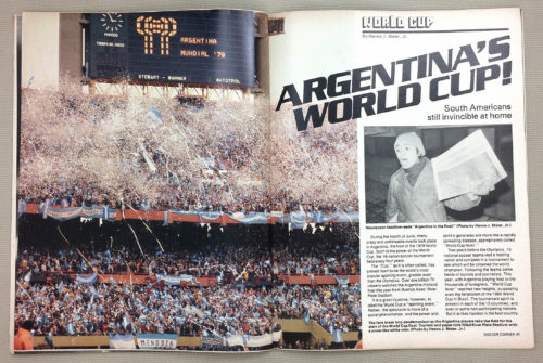 Argentina's World Cup South Americans still invincible at home