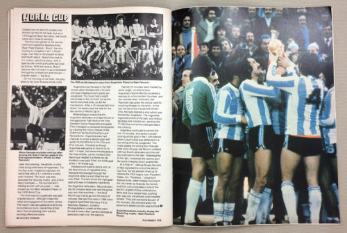 Argentina '78 World Cup Trophy
