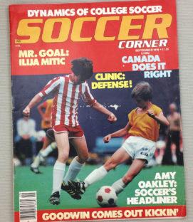 Soccer Corner Magazine September 1978