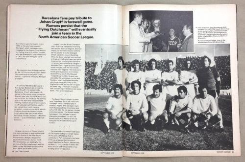 Johann Cruyff Barcelona