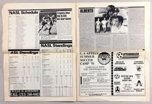 Soccer Match Magazine
