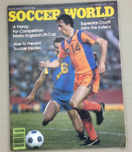 Soccer World Magazine July-Aug 1979