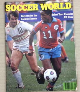 Soccer World Magazine Sept-Oct 1979