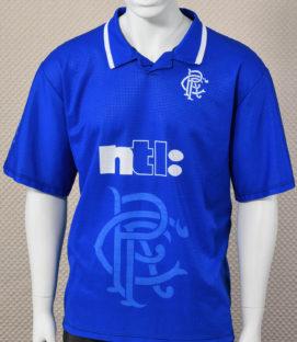 Glasgow Rangers Blue Jersey