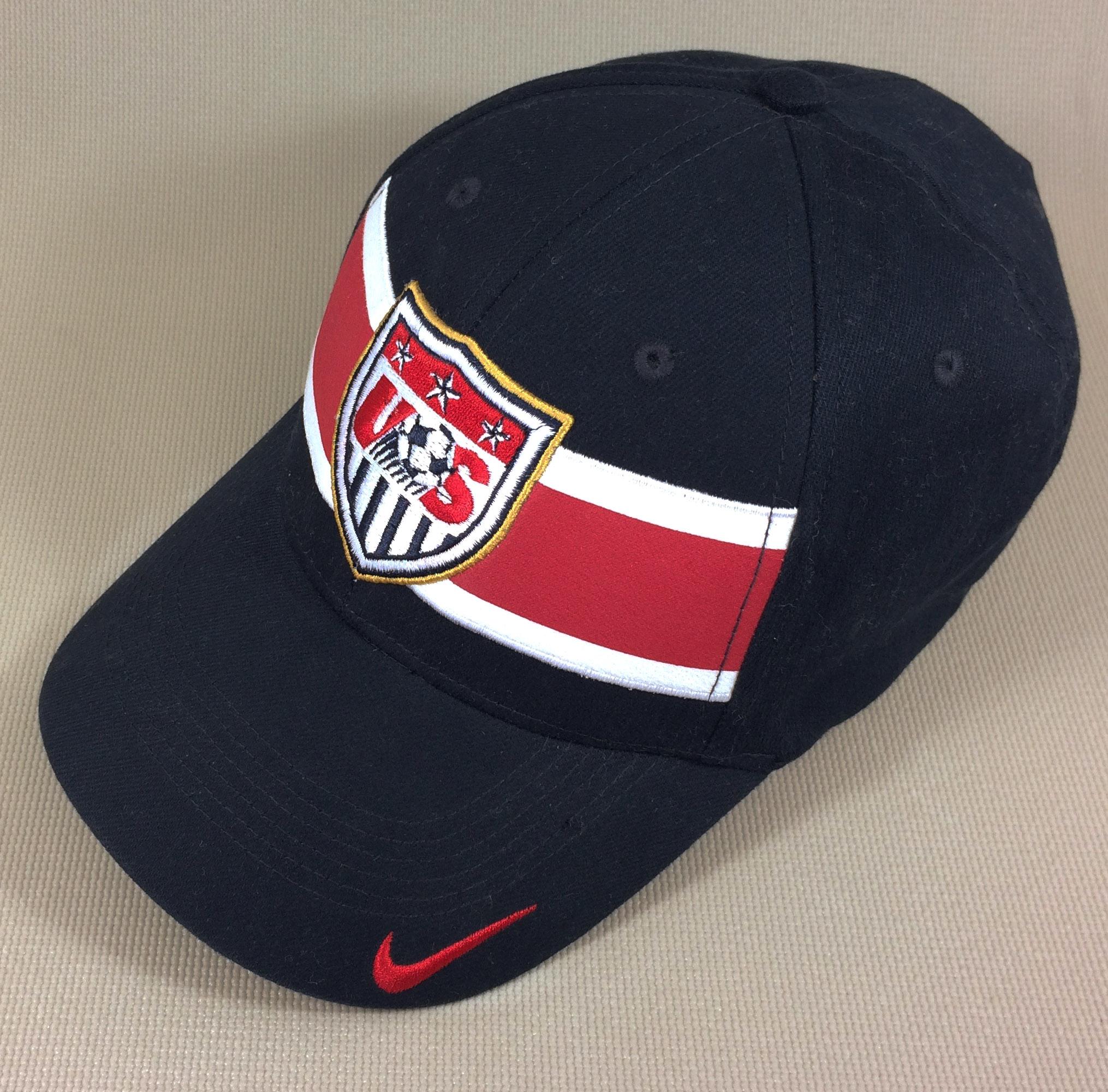 d034e7bef2d ... authentic us soccer nike cap 0fd7b b6404