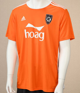 Orange County FC Adidas Jersey