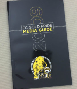 Gold Pride FC Media Guide