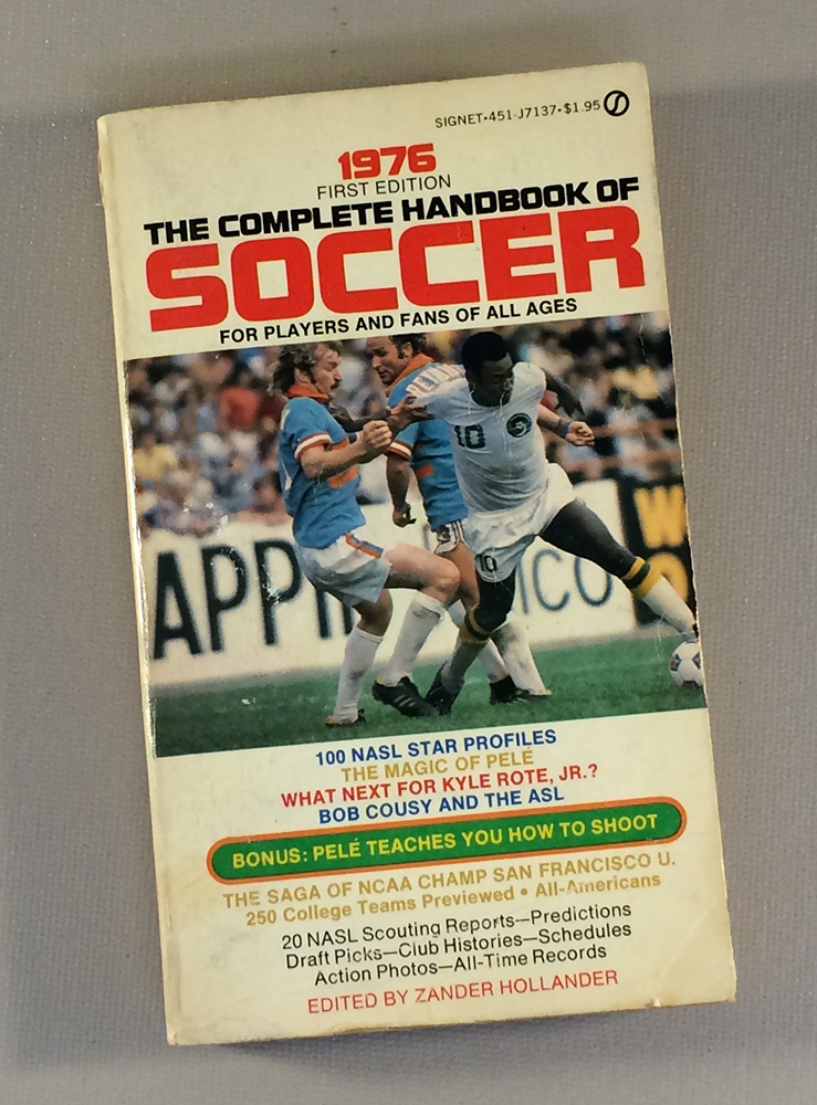 The Complete Handbook of Pro Soccer 1976
