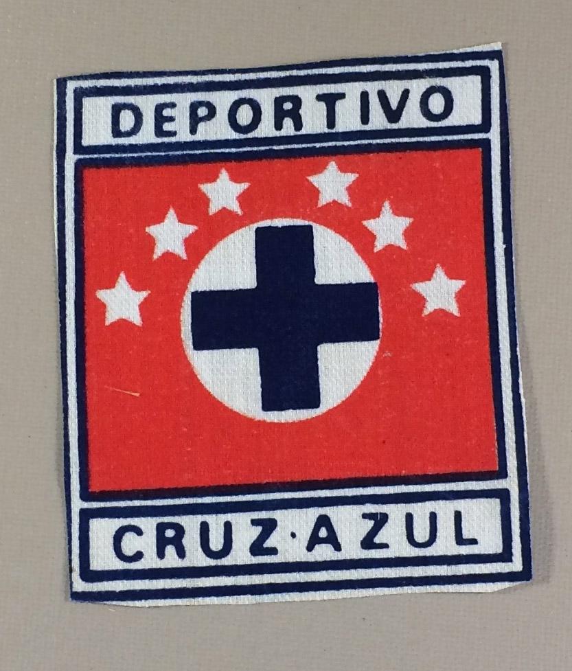 Cruz Azul Patch (Parche)