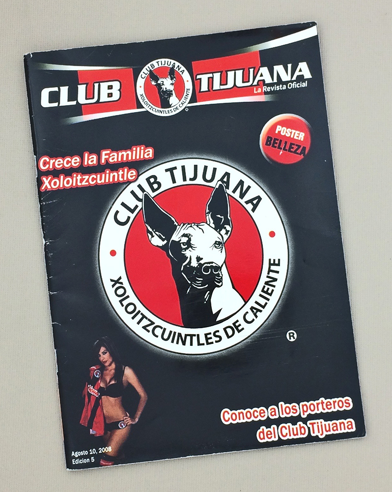 August 10th, 2008 Xolos Program