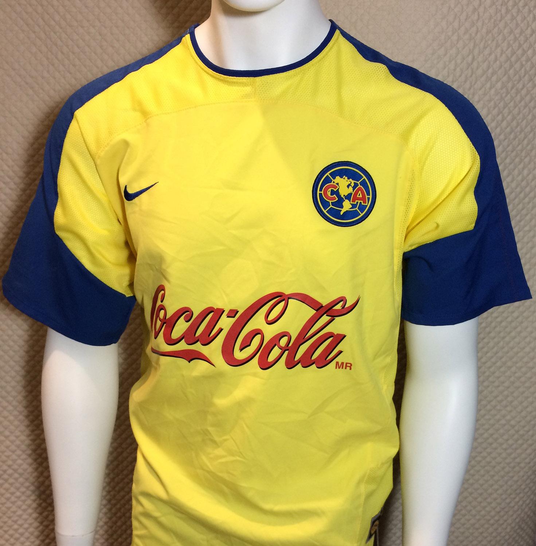 `Club America 2005 Jersey