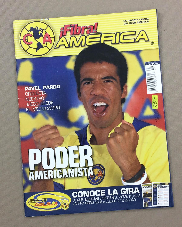 Club America Fibre April 30th 2005