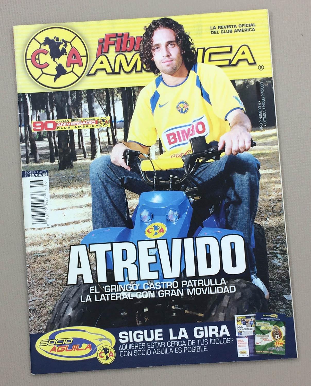Club America Fibre April 30th 2006
