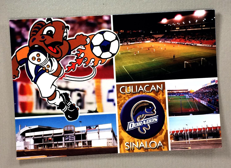 Dorados de Sinaloa 2005 Postcard
