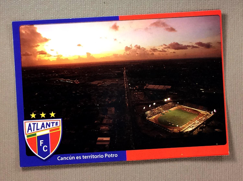 Estadio Andres Quintana Roo Postcard